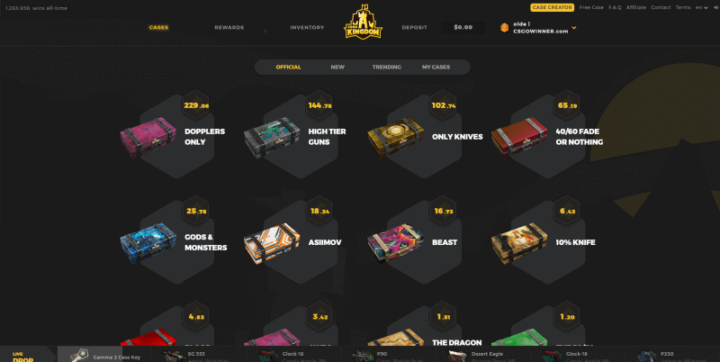 csgokingdom review
