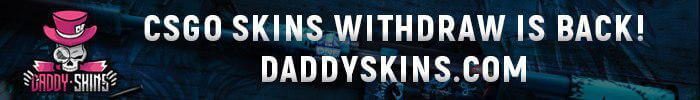 DaddySkins referral code