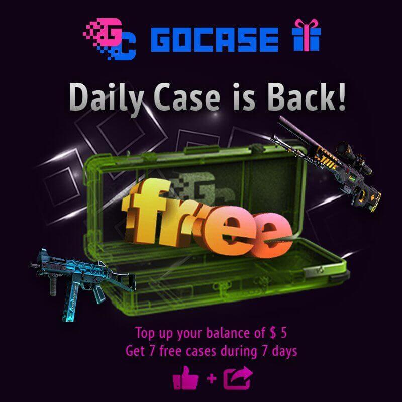 gocase code